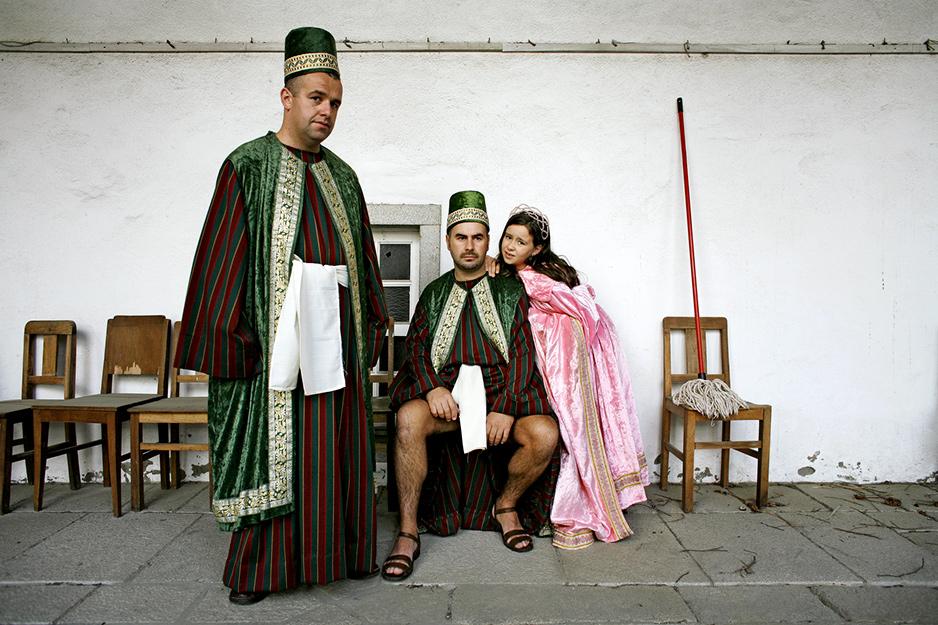 Romeiros~Pilgrims